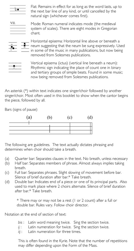 Chant notation guide page 2 JPEG
