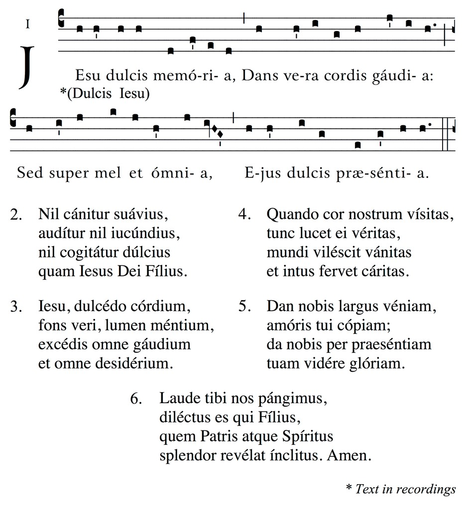 Dulcis Jesu JPEG from PBC + LH text