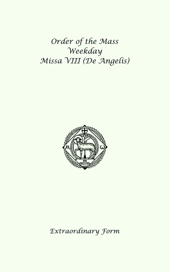 Mass VIII EF cover page JPEG green