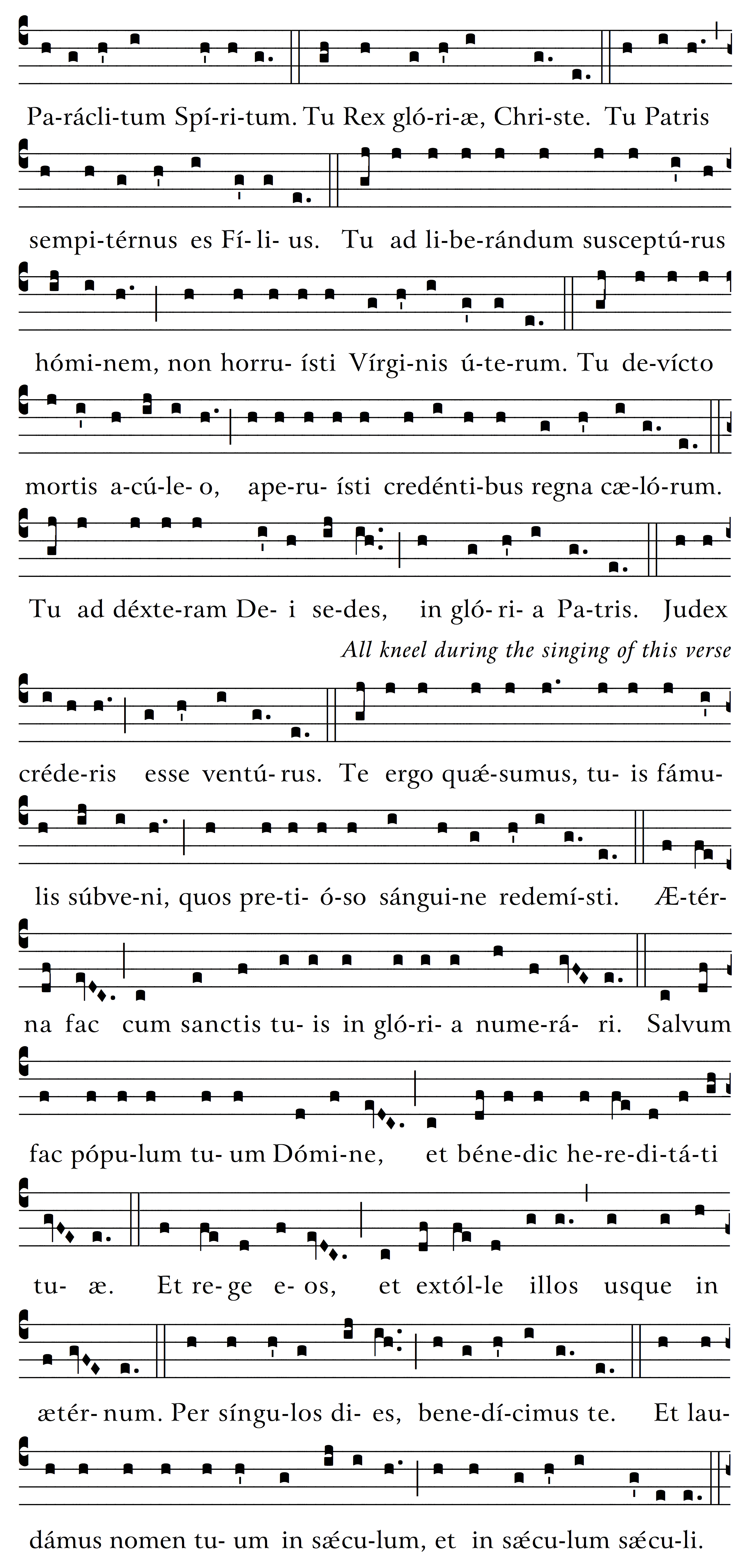 Build-a-Booklet | Gregorian Chant Hymns